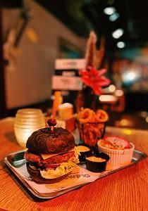 Goudse Burger Old Gouda swing restaurant