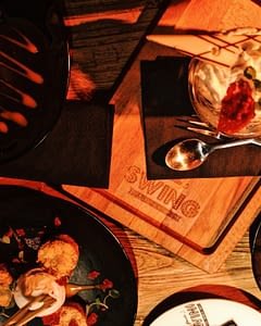 Desserts Swing Gouda restaurant markt
