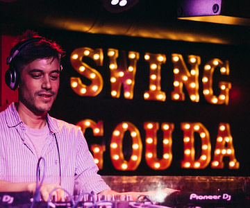 dj swing gouda live muziek club uitgaan
